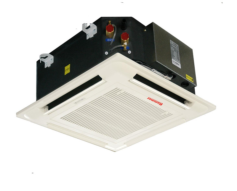 EC cassette fan coil unit