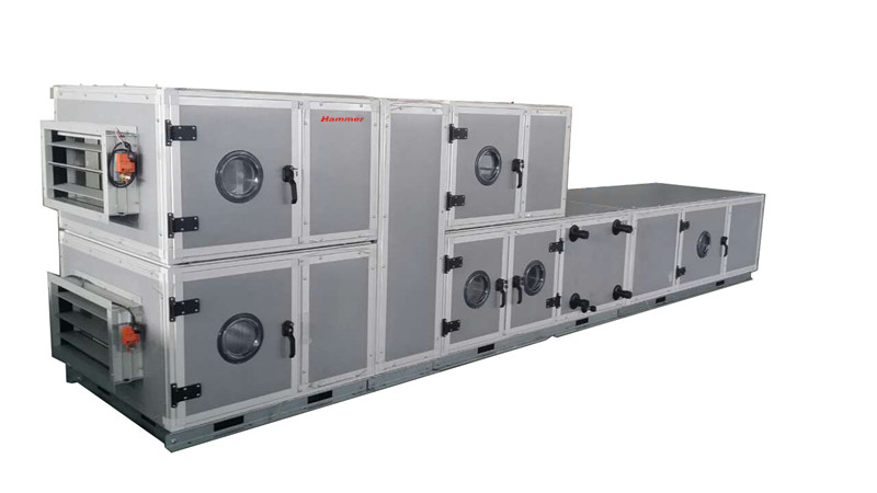 Hygienic Modular type air handling unit (Hyphoon AZ Series)